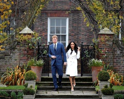 Вінчання Принца Гаррі і Меган Маркл: з'явилися подробиці щодо церемонії (фото)