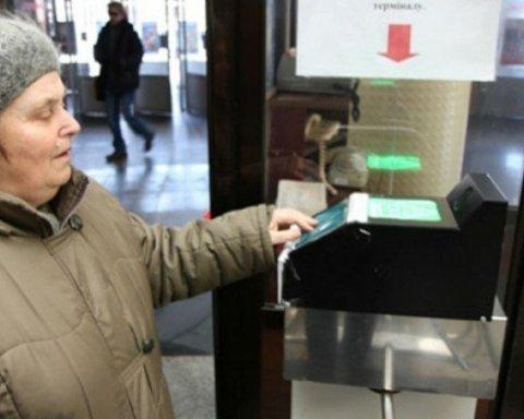 В киевском метро не всех льготников будут пускать бесплатно