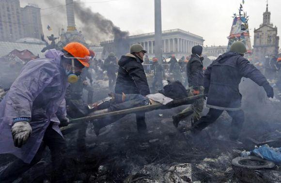 Герої Майдану отримали статус учасників бойових дій