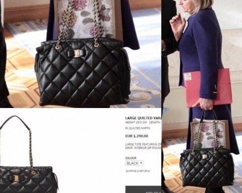 Одежда от Chanel и сумки Louis Vuitton: какую одежду выбирают депутаты в Раду (видео)