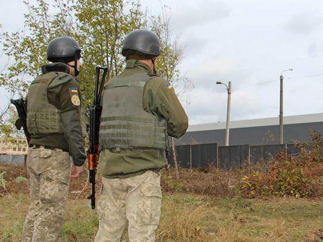 ВВинницкой области разыскивают нападавших навоинскую часть