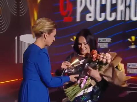 Вручала Захарова: украинские артисты получили в Кремле по «Золотому граммофону» (фото)