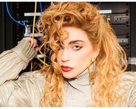 Леді Гага вразила мережі цілковито шкіряним образом