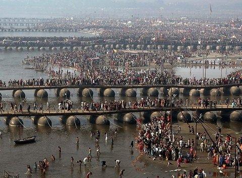 Священная река Ганг и ужасы, которые можно здесь встретить (фото 18+)
