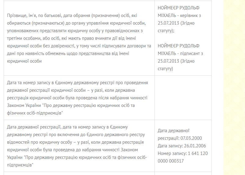 Фигурант «амбарной книги» Партии регионов получил должность у Авакова