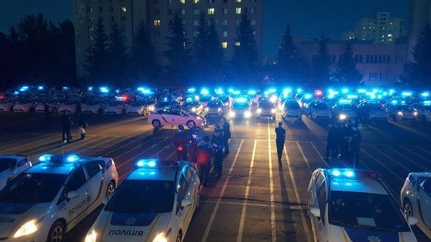 Нацполиция, Нацгвардия и СБУ подняты по тревоге: что известно о подготовке теракта в Киеве (фото)