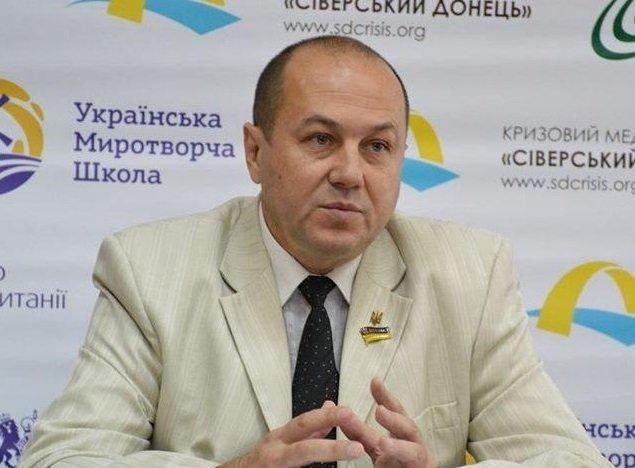 Руководитель  Луганской области прокомментировал убийство депутата отБПП