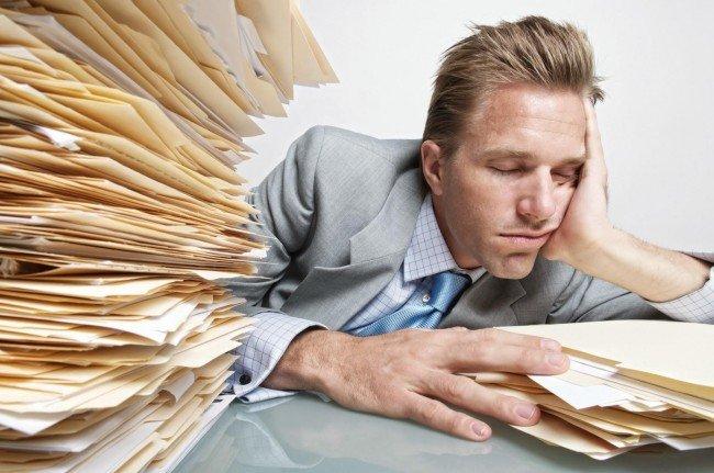 Хронічне недосипання провокує появу шести важких хвороб
