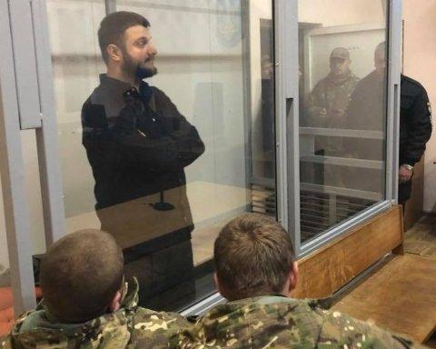 Сыну Авакова выбирают меру пресечения (видео)