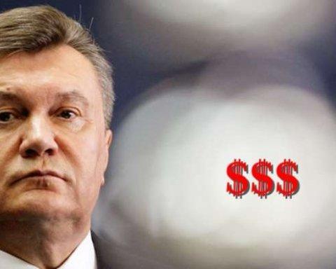 Деньги Януковича: Луценко выдвинул НАБУ серьезные обвинения