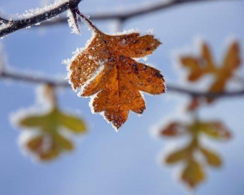 Достаем теплую одежду: в Украину идет серьезное похолодание