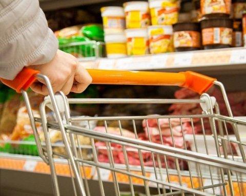 """Скільки продуктів на """"мінімалку"""" можна купити в Україні"""