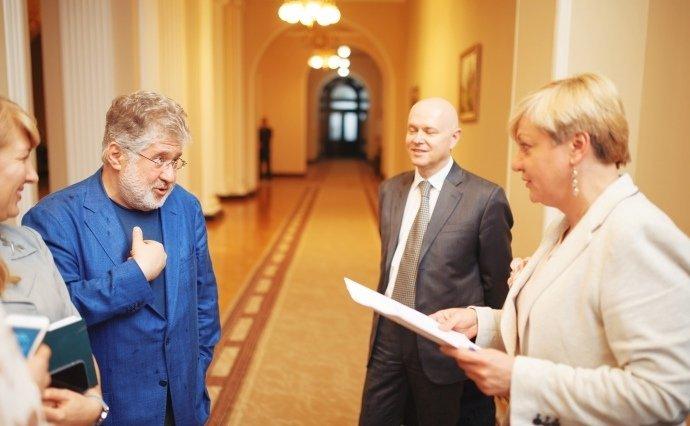 Игоря Коломойского допросили из-за национализации ПриватБанка