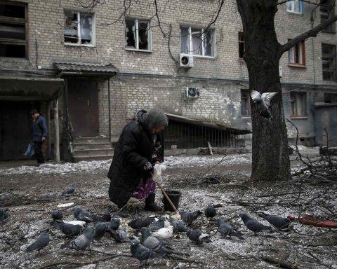 Мертве місто: українців вразило зруйноване Дебальцеве (відео)