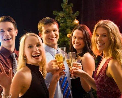 Где украинцы планируют праздновать Новый год
