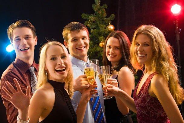 Де українці планують святкувати Новий рік