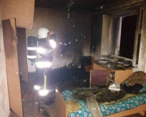 Страшный пожар в Хмельницкой области: эвакуированы 150 детей