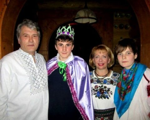 Українцям показали розкішне майно Ющенка (відео)