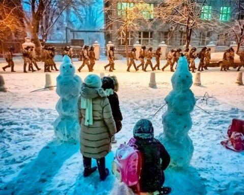 ТОП-20 найяскравіших кадрів Євромайдану (фото)
