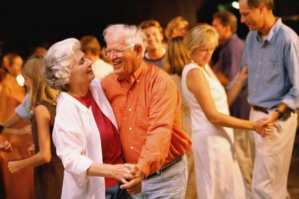 Танці сповільнюють старіння мозку