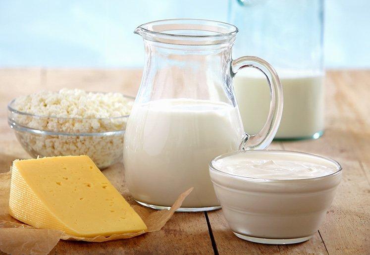 Украинцы стали вдвое больше потреблять базарного молока