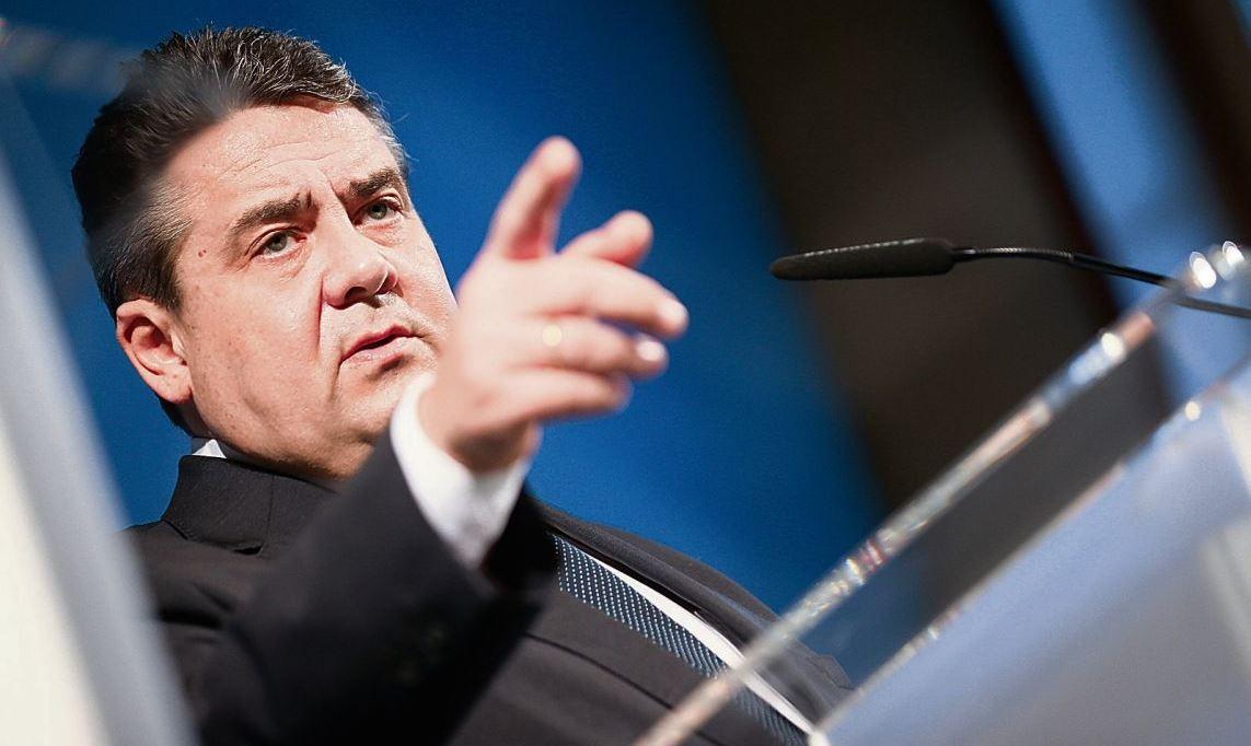 Руководитель  МИД Германии прокомментировал позицию Кремля относительно миротворцев наДонбассе