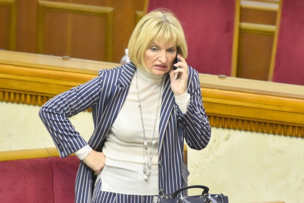 У туфлях за 740 доларів: дружина Луценка приголомшила українців