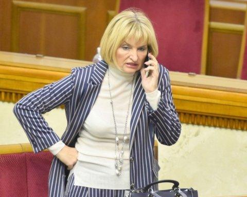В туфлях за 740 долларов: жена Луценко ошеломила украинцев