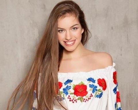 Міс Україна показала весільну сукню (фото)