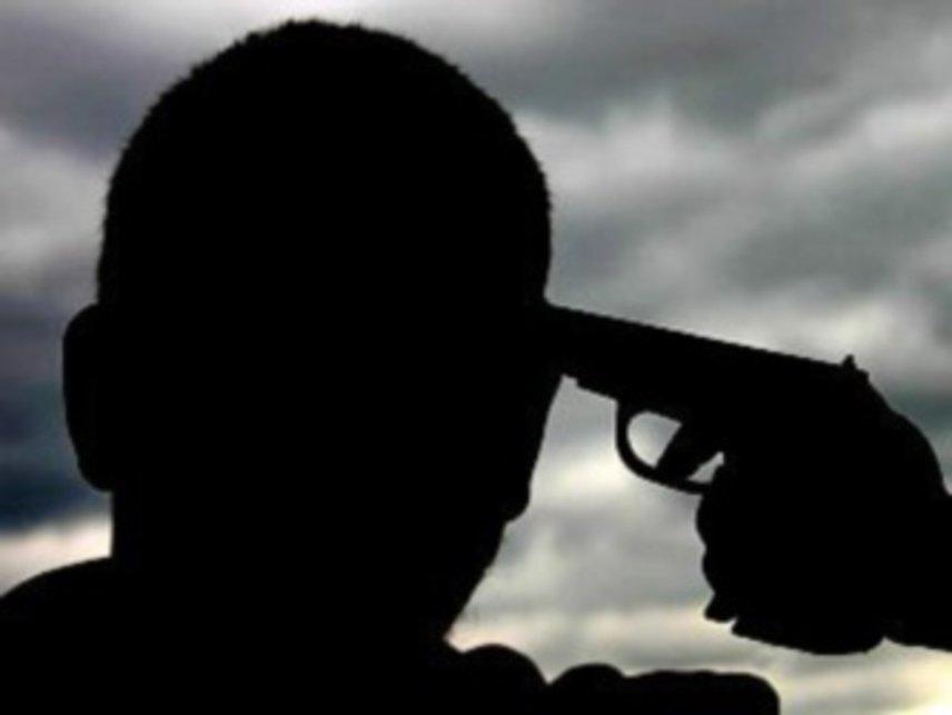 ВКиеве наостановке застрелился иностранец