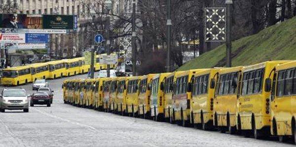 Штрафи для водіїв маршруток суттєво зростуть