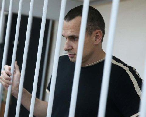Жах: в Україні емоційно прокоментували нове фото Сенцова