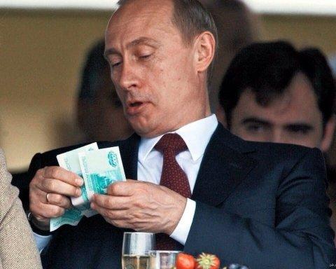 """Стало відомо, як люди Путіна """"мішками"""" виводять гроші з Росії"""