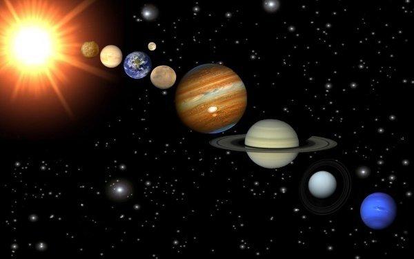 Парад планет: з'явилося відео унікального космічного явища