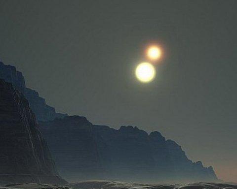 Украинцы смогут увидеть уникальное явление — «поцелуй» Юпитера и Венеры