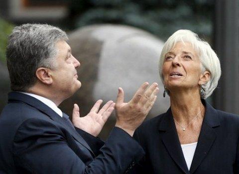 МВФ висунув Україні жорсткі умови для чергового траншу