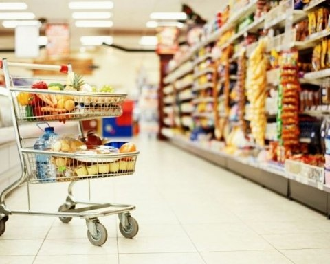Цены на продукты выросли