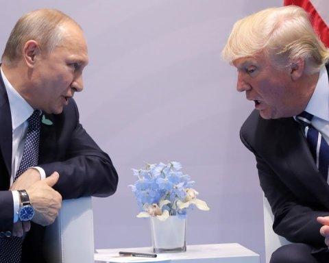 У Білому домі озвучили подробиці розмови Трампа з Путіним