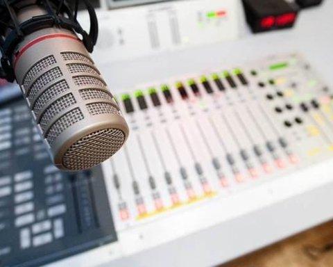 Украинская радиостанция получила немалый штраф за нарушение квот