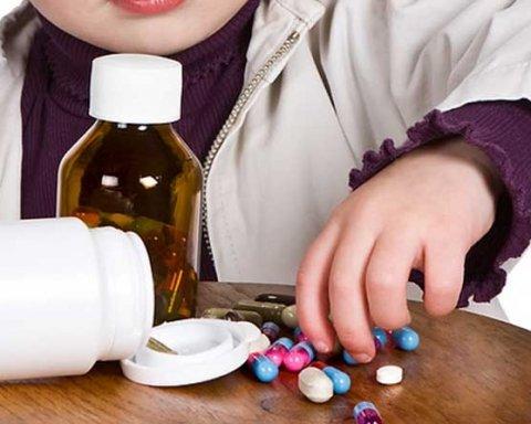 Как уберечь ребенка от отравления лекарствами: у Супрун дали совет