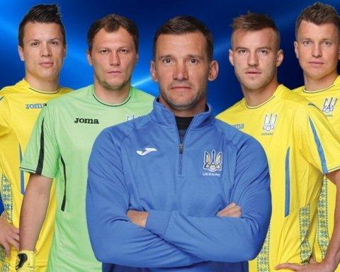 Ярмоленко и Коноплянка принесли украинцам победу