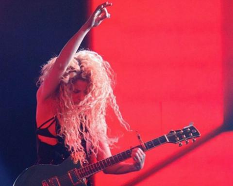 Шакира потеряла голос, концерты отменены