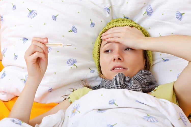 Кількість хворих на грип у Києві різко зросла
