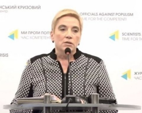 Соломатіна вразила заявою про випадки корупції у НАЗК