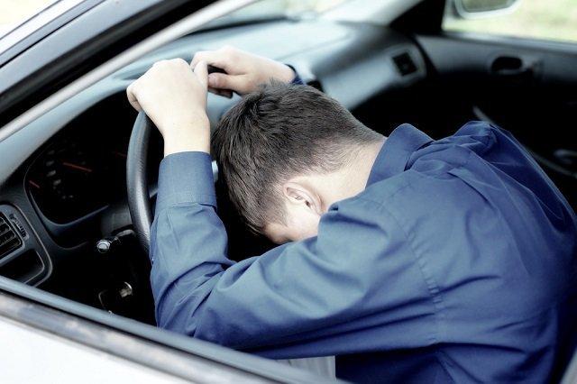 Вкрав і заснув: у Житомирі затримали горе-викрадача автомобіля