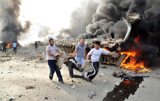 Президент Сирії підрахував збитки від ракетного удару США