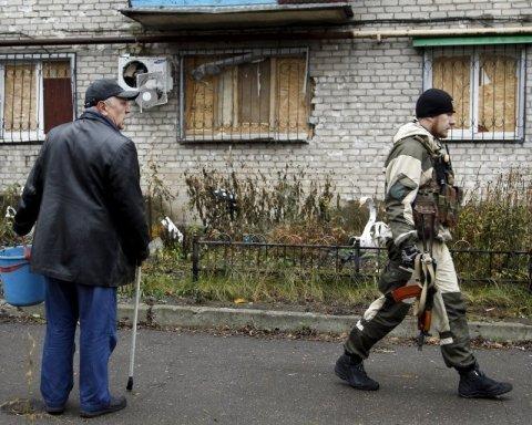Вибух у Донецьку: з'явилося перше відео