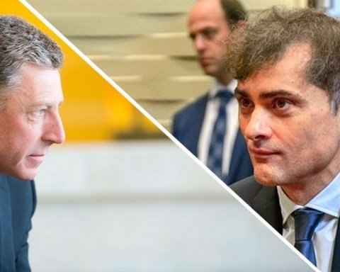 Волкер & Сурков: стало відомо, про що говоритимуть політики