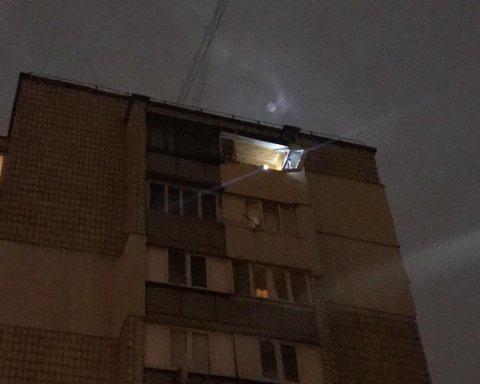 Вибух у Києві стався через спробу самогубства