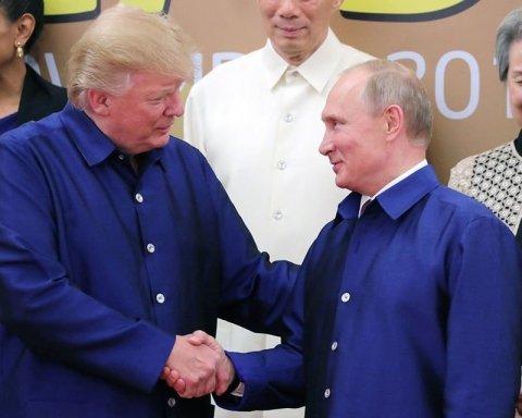 Трамп поверил Путину на слово